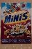 Minis Fruit & Nut - Produto