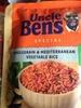 Special Wholegrain & Mediterranean Vegetable Rice - Product