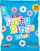 Party Rings Minis 6 x - Product