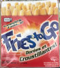 fries to go - Product