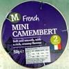 French Mini Camembert - Product