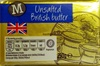 Unsalted British Butter - Prodotto