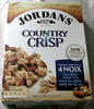 Jordan's Country Crisp 4 NOIX - Product