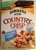 Country Crisp - Chocolat au lait extra fin - Producto