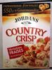 Country Crisp Véritables Fraises en Morceaux - Producto