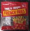 Thin & Crispy French Fries - Product