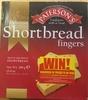 Paterson's Shortbread Fingers - Product