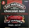 Barres aux fruits secs chocolat noir avec airelles et noix de macadamia - Product