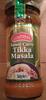 Sauce Curry Tikka Massala - Product