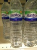 Natural mineral water - Product