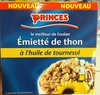 Emietté de thon à l'huile de tournesol - Produit