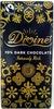 70% Dark Chocolate - Divine - 100 g - Product