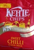 Kettle Chips Sweet Chilli & Sour Cream - Product