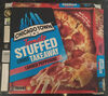 Chicago Town Takeaway Large Stuffed Crust Pepperoni Pizza - Produit
