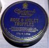 Rose & Violet Truffles - Product