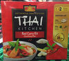 Authentic Thai Cuisine Red Curry Kit - Product