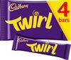 twirl chocolate bar - Product