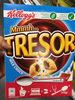 Tresor Milk choco - Produit