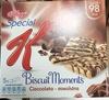 Special K Biscuit Moments Cioccolato - Prodotto