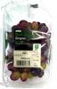 Black Seedless Grapes - Produit