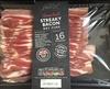 Smoked Streaky Dry Cure Bacon - Prodotto