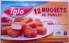 12 nuggets de poulet - Produit