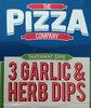 Garlic & Herb Dips - Product