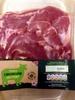 2 British lamb leg steaks - Product