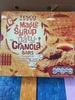 Maple syrup oaty granola bar - Product