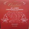 St James Christmas Pudding - Product