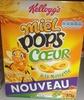 Miel Pops coeur à la noisette - Product