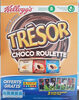 Céréales Trésor Kellogg's Choco Roulette - Product