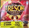 Trésor break Chocolat Noisette - Product