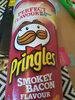Pringles Smocket Bacon - Product