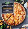 Stonebaked four cheese pizza - Produit
