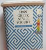 Greek style yoghurt - Product