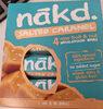 Salted Caramel fruit & nut bars - Produkt