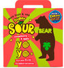 Super Sour Strawberry & Apple Yoyos Fruit Rolls 5 x - Product