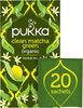 Organic Clean Matcha Green Green Tea Sachets - Produit