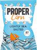PROPERCORN Lightly Sea Salted Popcorn - Product