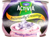 Activia Intensely Creamy Bursting Blueberry - Prodotto