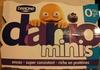 Danio minis (0 % MG) Myrtille - Produit