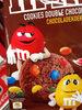 M&M'S COOKIES DOUBLE CHOCOLAT - Produit