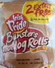 Bunsters Hotdog Rolls - Product