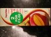 Pressed Apple and Mango juice - Produit