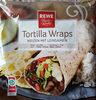 Tortilla Wraps Weizen mit Leinsamen - Product