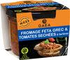 Fromage feta grec et tomates séchées à tartiner - Product