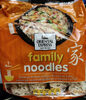 Family Noodles - Product