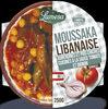 Moussaka Libanaise - Produit