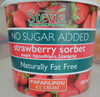 Strawberry Sorbet - Product